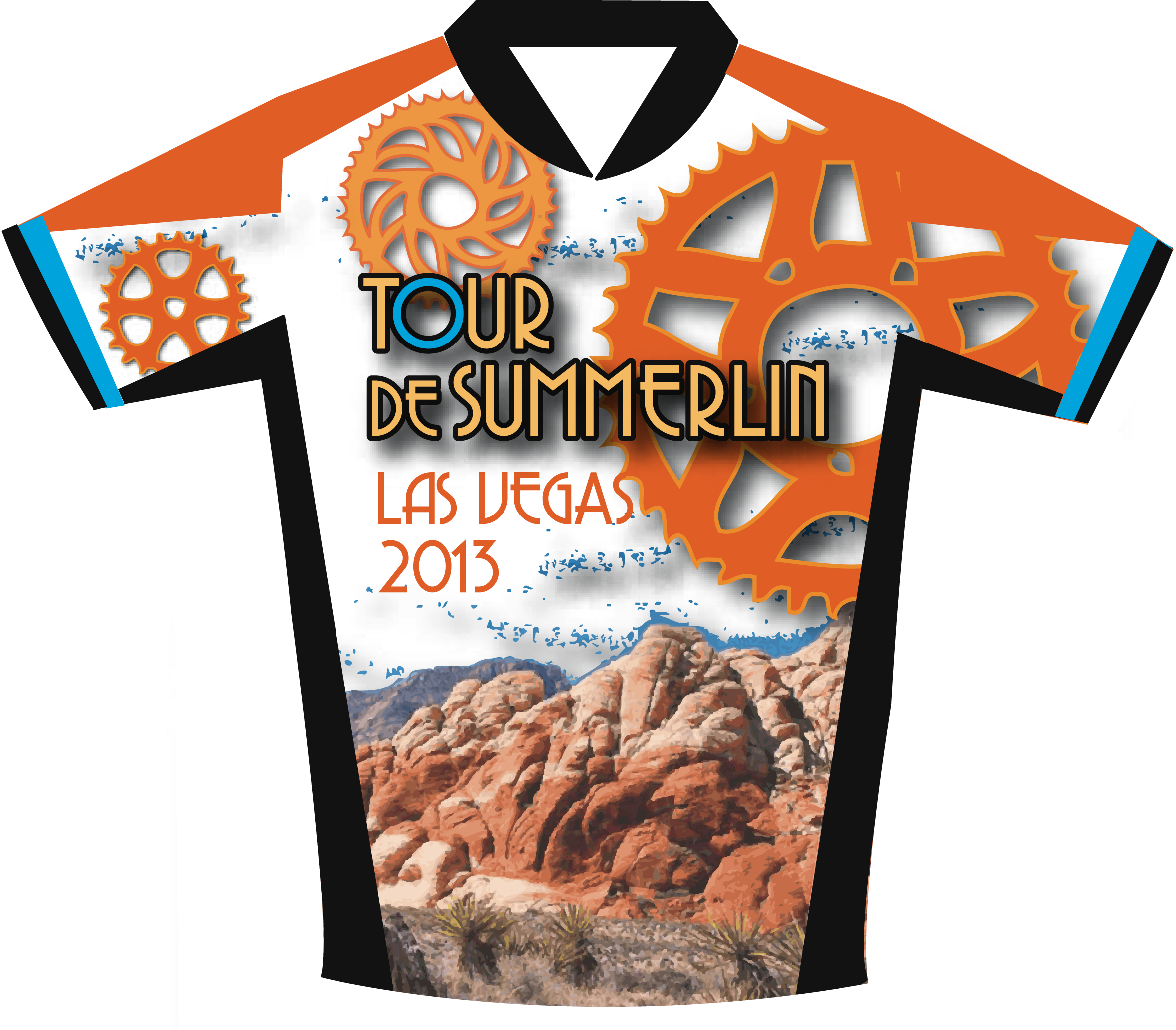 2013 SUMMERLIN JERSEY