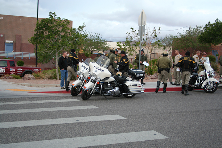 Tour de Summerlin LVMPD