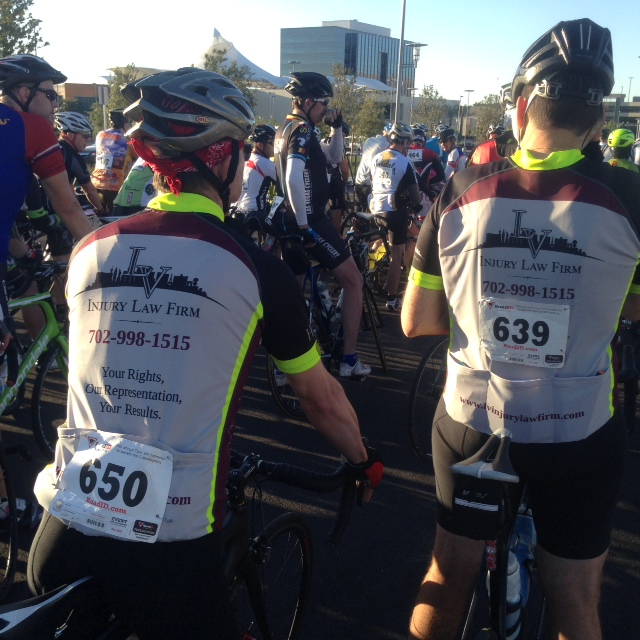 Tour de Summerlin Bike Riders